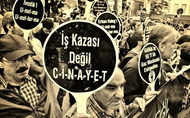 Sanayi kenti Kocaeli: Üç yılda 217 iş cinayeti