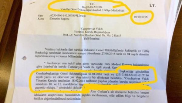 Cumhuriyet'ten kayyım açıklaması: Saray'ın desteğiyle Cumhuriyet'i ele geçirme operasyonu