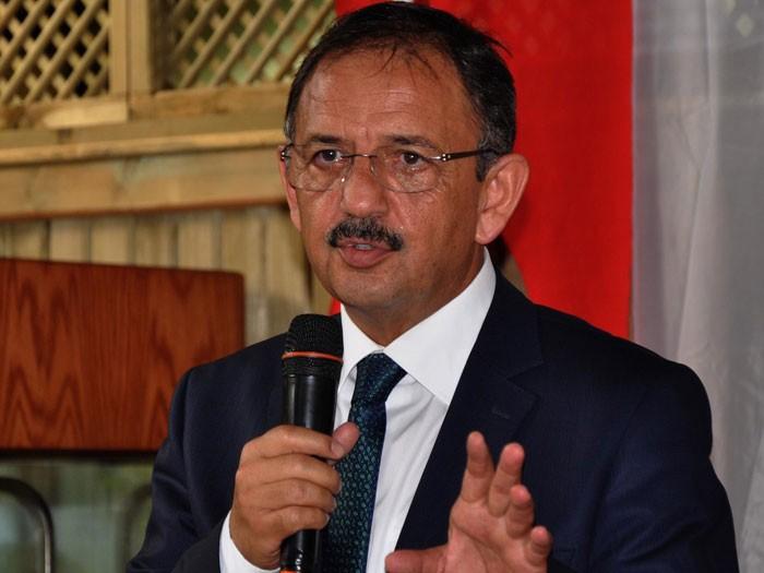 Çevre Bakanı Özhaseki 'yaşamın kaynağını' açıkladı: Rant olmadan hayat da olmaz