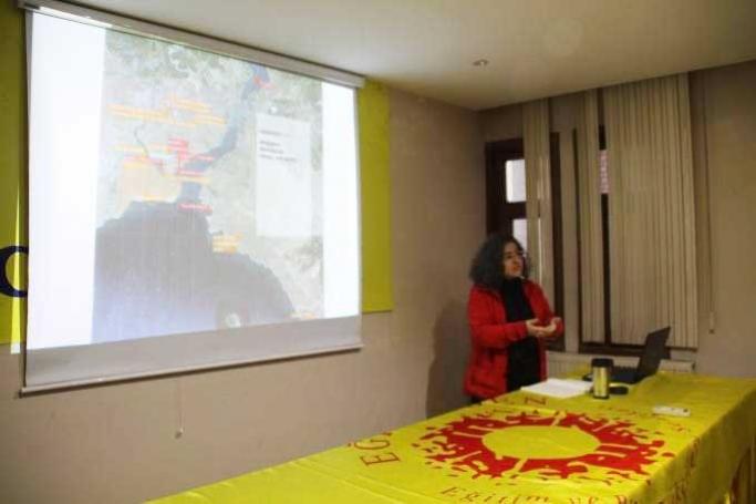 Dayanışma Akademisi'nde hükümetin rant politikası anlatıldı