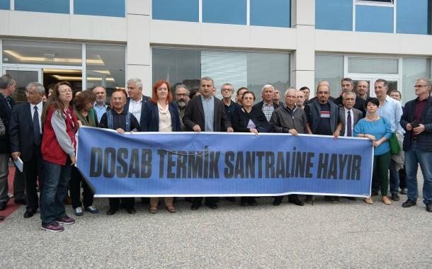 Bursalıların termik santrale karşı mücadelesi OHAL'de de sürüyor