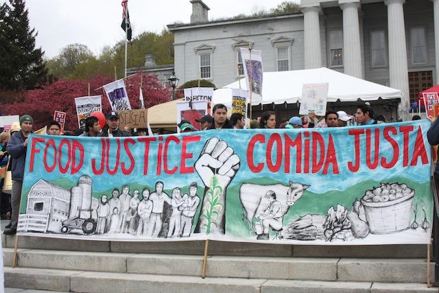 Gıda adaleti sınıf savaşıdır