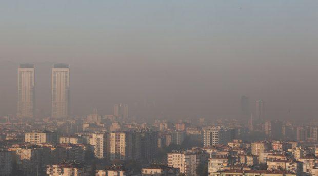 Avrupa'da hava kirliliği nedeniyle binlerce insan ölüyor