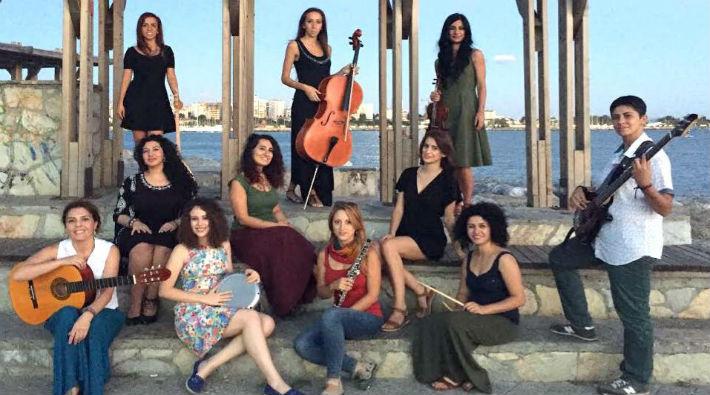 İstanbul Kadın Orkestrası doğa talanına karşı ses verdi: Mücadele ettik, önüne dikildik, 'yok etme' dedik