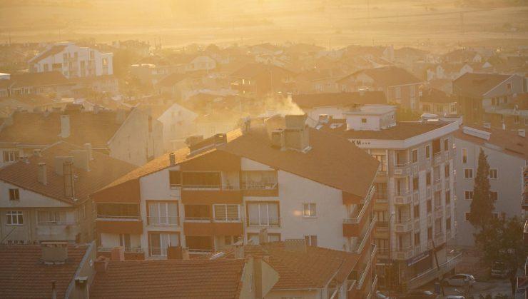 En kirli havaya sahip olan Keşan'da bir yıl daha kalitesiz kömür kullanılacak
