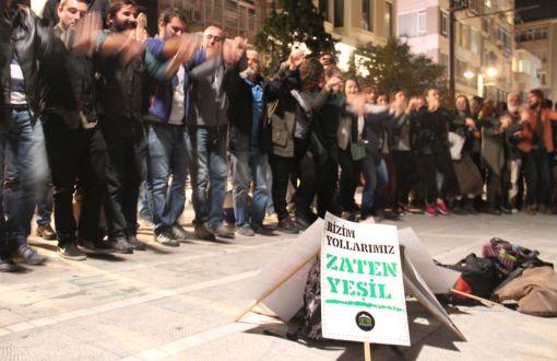 Kadıköy'den Ses Verdiler: Yeşil Yol'a Dur De