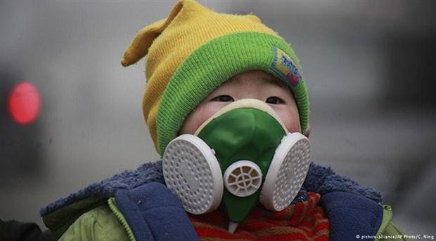 300 milyon çocuk hava kirliliği kurbanı