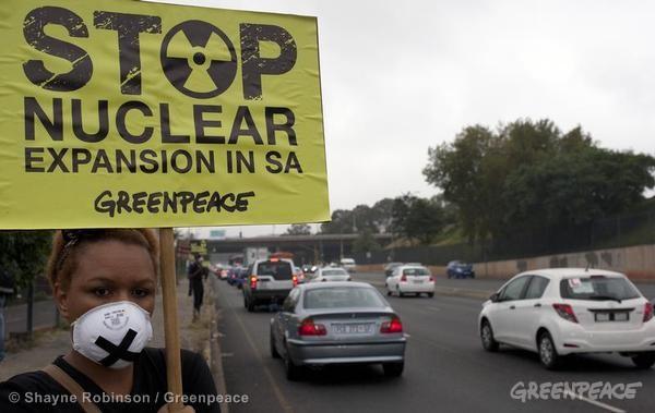 Güney Afrika, 2023'e kadar nükleer santral planlarını rafa kaldırdı!