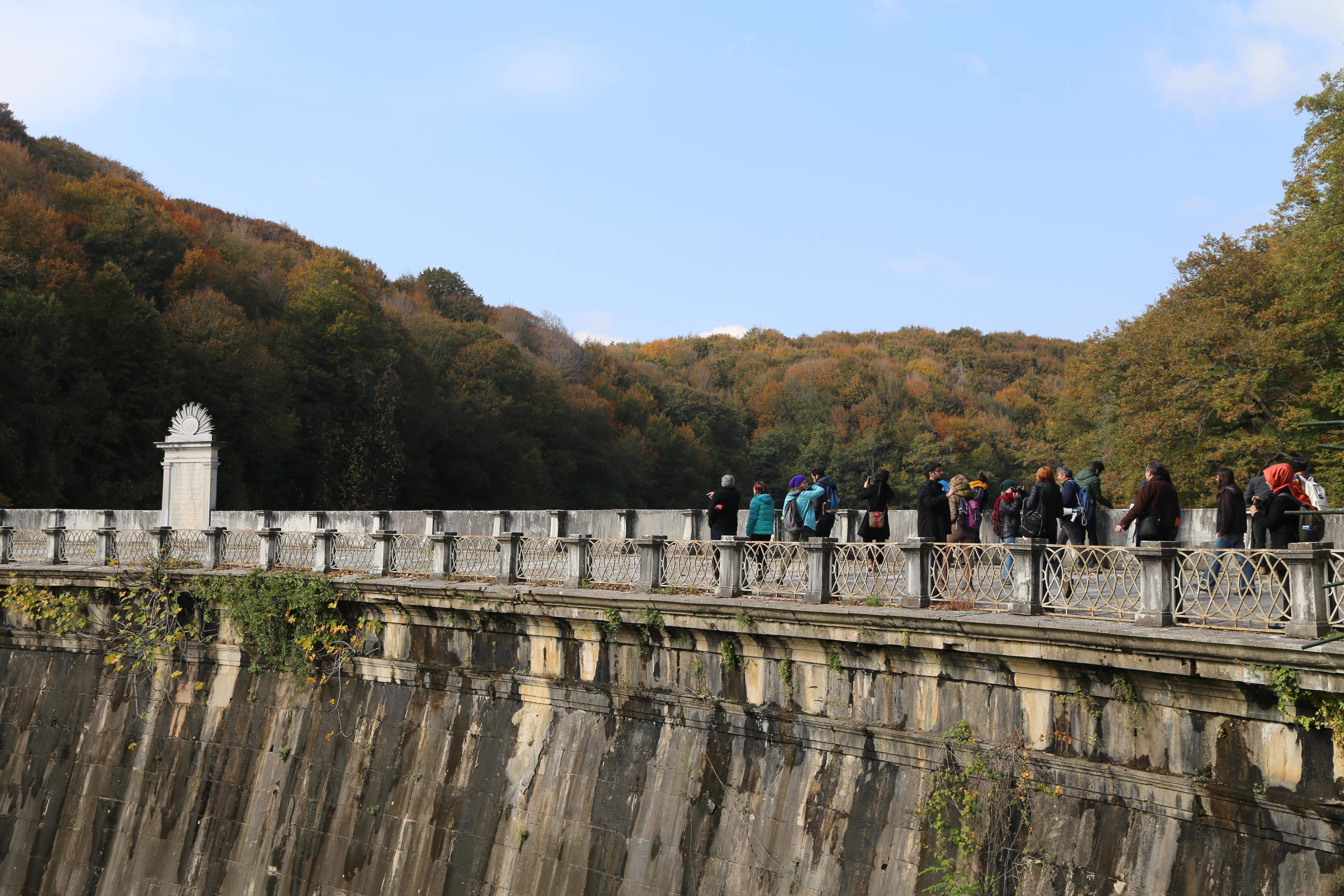 Su yolcuların izinde : Belgrad Ormanı bentler ve su kemerleri gezimiz ardından