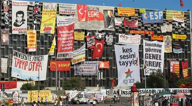 Toplumcu Mühendis ve Mimarlar'dan Yıldırım'a 'AKM' yanıtı: AKM; Taksim Meydanı'nın en güzel cephesidir!