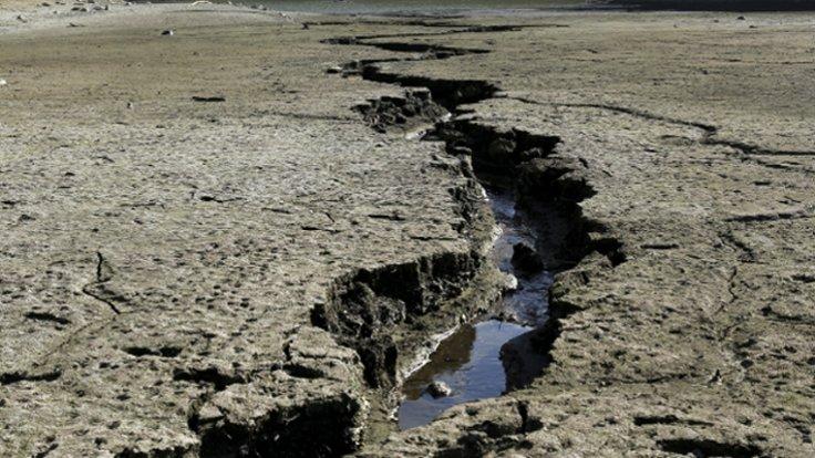 Dönülmez iklim değişikliğinin ufkundayız