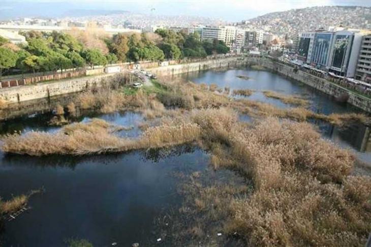 Basmane Çukuru'nda kent suçu hayata geçiyor