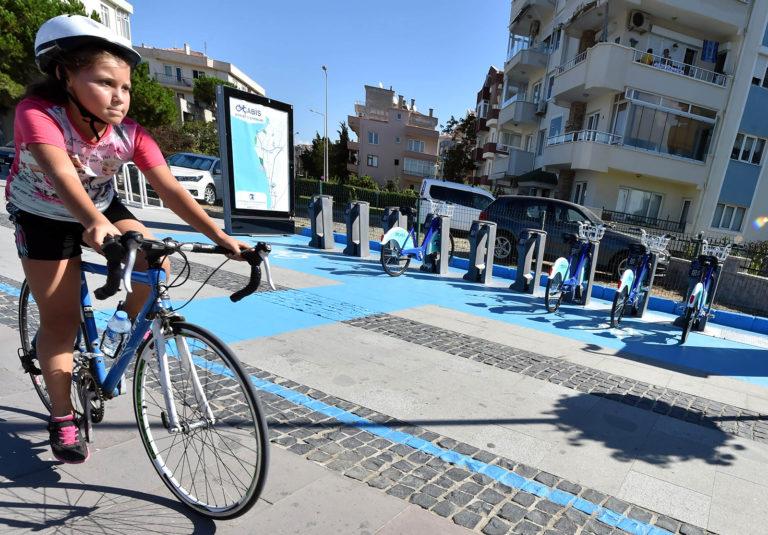 Bisikletler belediyeden, pedal çevirmek Çanakkale'den! 1100 bisiklet halka ücretsiz dağıtılacak