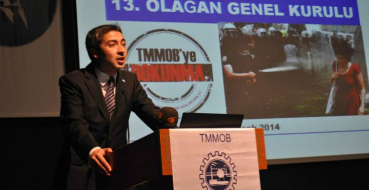 Kimya Mühendisleri Odası Bursa Şubesi YK Başkanı Ali Uluşahin gözaltında