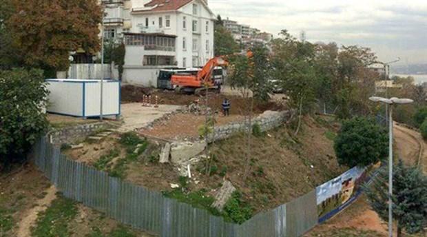 """Beyoğlu Belediyesi'nin Roma Parkı inadına yanıt: """"Belediye açıkca suç işlemektedir"""""""