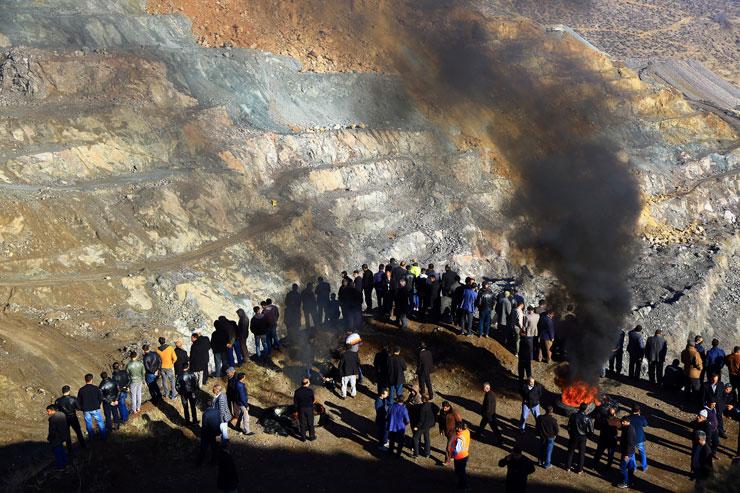 Siirt'teki maden faciasına kâr hırsı ve yetkililerin umursamazlığı neden olmuş!