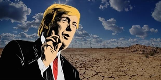 Trump'a rağmen yola devam eden yeni iklim rejimi ve Türkiye'nin değerli yalnızlığı