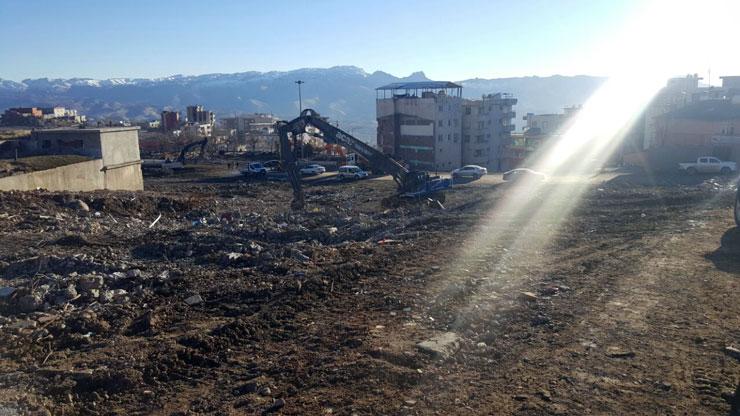 Şırnak'ın hali harap: 'Bugüne kadarki en büyük yıkım'