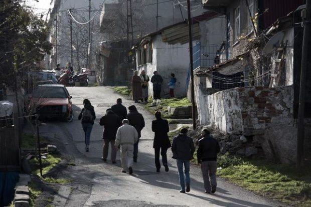 Gazi mahallesine Kuzey Marmara Otoyolu için acele kamulaştırma