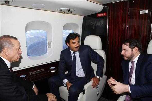 Katar Emiri'nin Trabzon seferi: Karadeniz körfez sermayesine peşkeş çekiliyor!