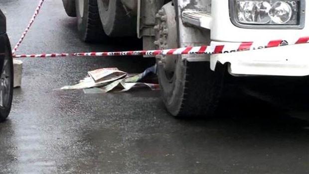 Hafriyat kamyonu Sarıyer'de bir babaanne ve iki torununu ezdi! #HafriyatKamyonuterörü son bulsun!