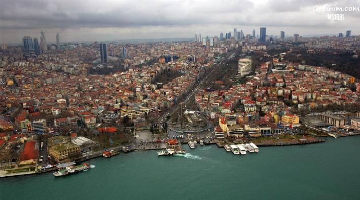Beşiktaş 'imarla' yükseliyor