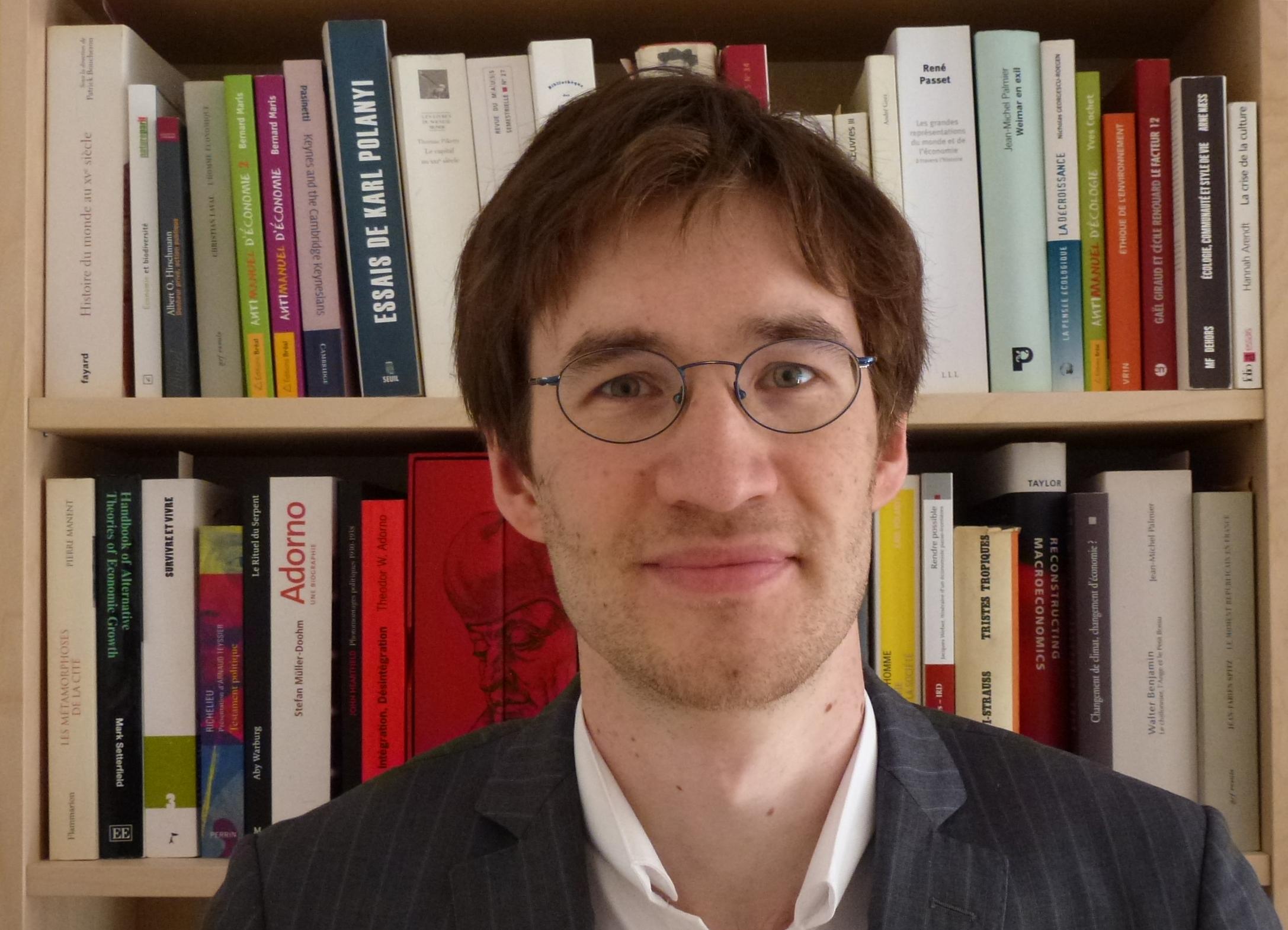 """Antonin Pottier: """"Egemen ekonomik anlayış, çevre sorunlarının kavranmasına engel oluyor"""""""