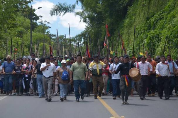 Ekvador: Maden şirketine karşı Shuar yerli halkının direnişi