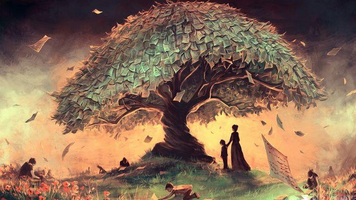 Bir kadın tek başına, 15 ağacın kesimini nasıl engeller