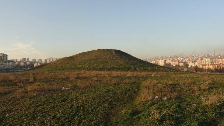 15 Temmuz Müzesi için arkeolojik SİT alanı olan Yumurtatepe Tümülüsü'nü seçtiler!