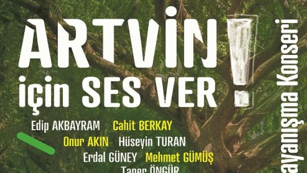 """18 Aralık'ta """"Artvin için ses ver!"""""""