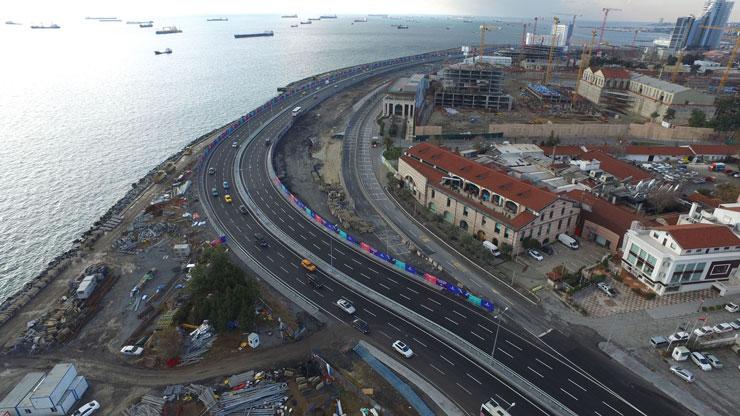 ŞPO'dan Avrasya Tüneli raporu: Tarihi Yarımada ve çevresinde trafik yoğunluğu katlanarak artacak