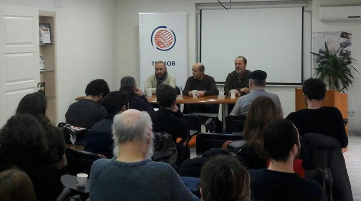 Bartın halkının yaşam mücadelesi İstanbul'da anlatıldı