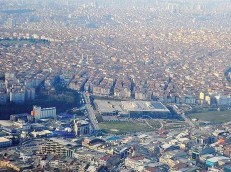 İstanbul'un önemli yeşil alanlarına sahip kışlalar devredildi: Beton hırsı hız kesmiyor