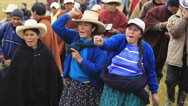 Latin Amerika'da toprak mülkiyeti eşitsizliği artıyor