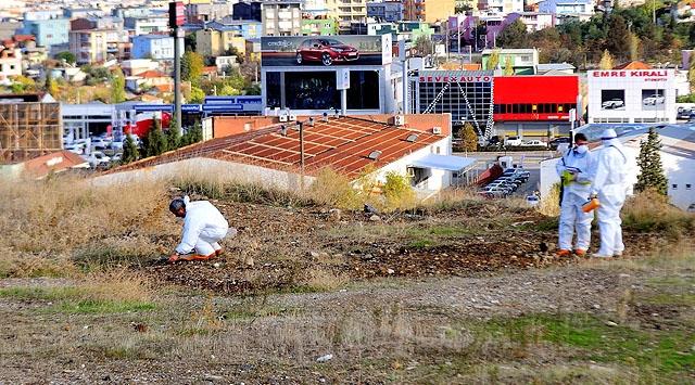 Gaziemir'de şimdi de radyoaktif atık bertarafı üzerinden rant çabası!