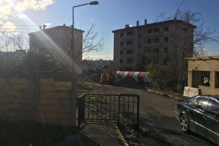 Üsküdar'da yeşil alanın üzerine beton santrali yapılması İBB meclisine getirildi