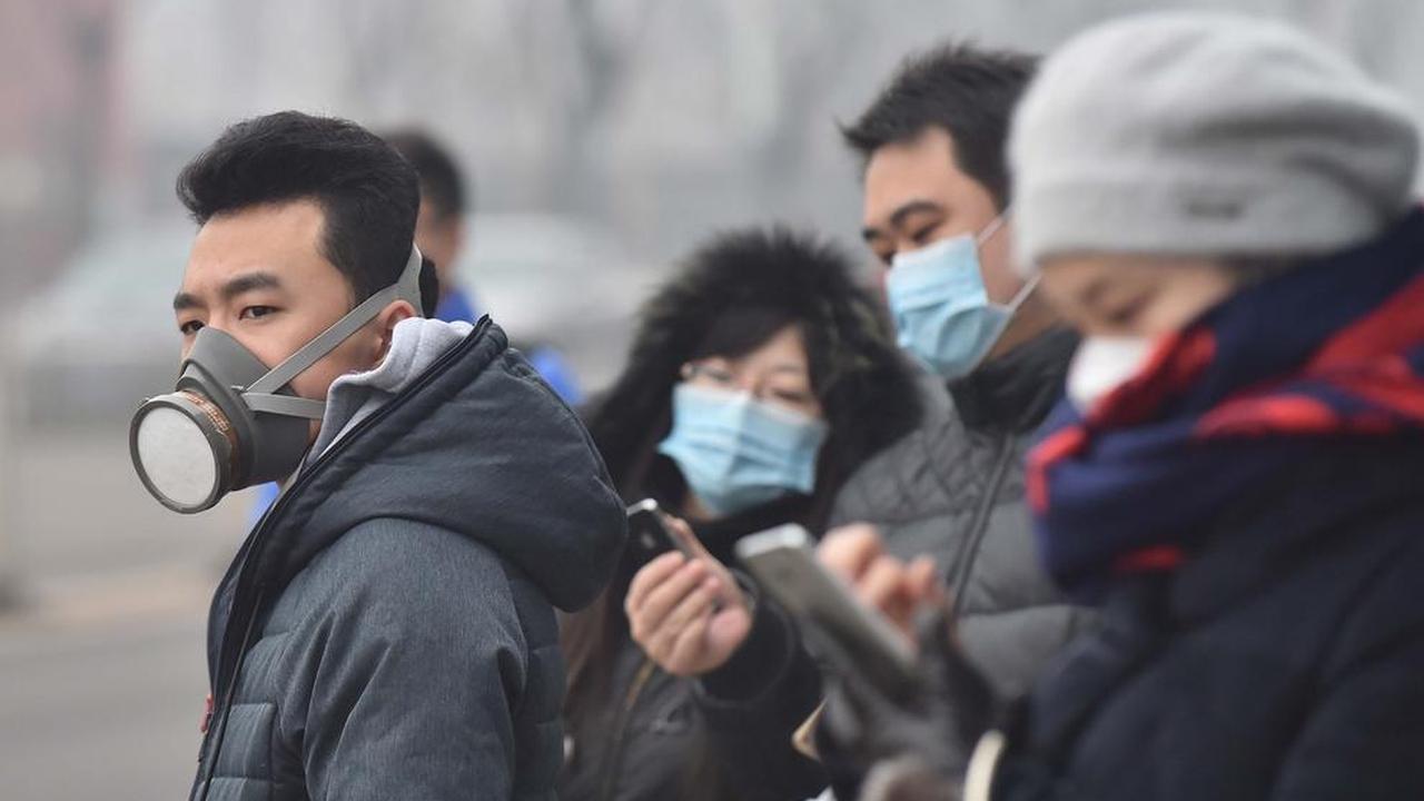 Nefessiz kalan Çin, 85 kömür santralinin inşasını iptal etti