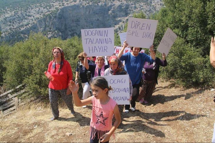 OHAL gölgesinde ekoloji mücadelesi