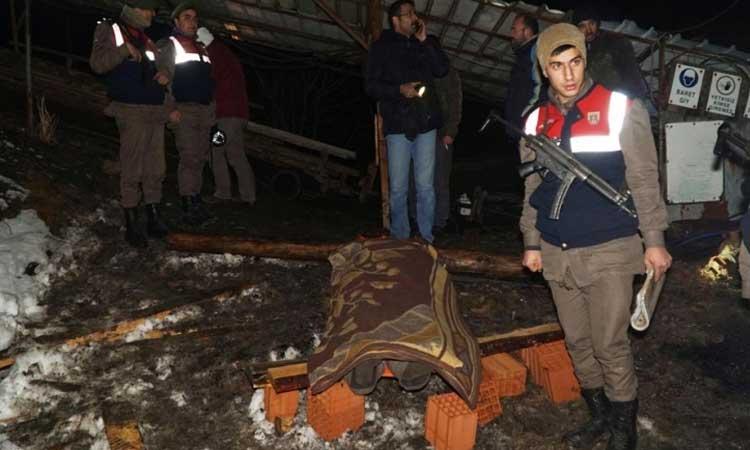 Keşan'da maden ocağında iş cinayeti: 1 işçi hayatını kaybetti