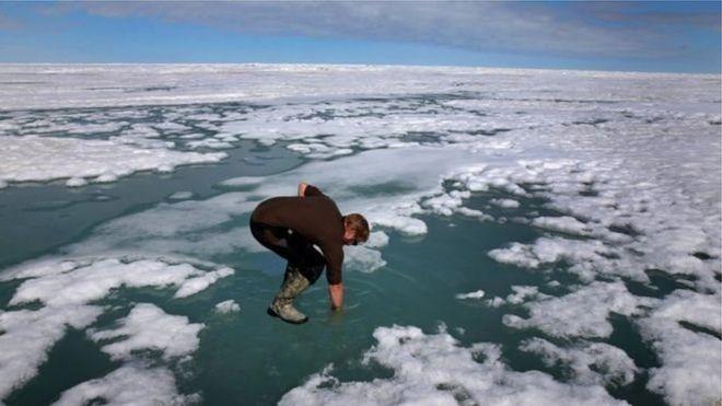 NASA: 2016 en sıcak yıl rekorunu kırdı