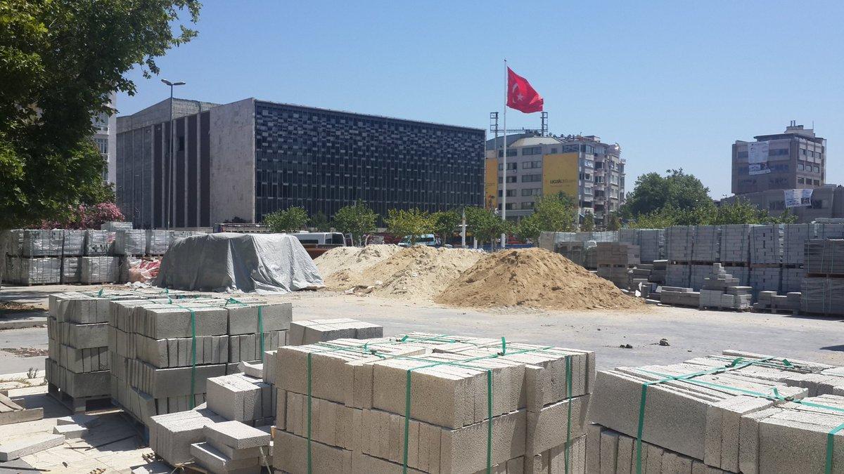Gezi Parkı Derneği, Kadir Topbaş hakkında suç duyurusunda bulundu