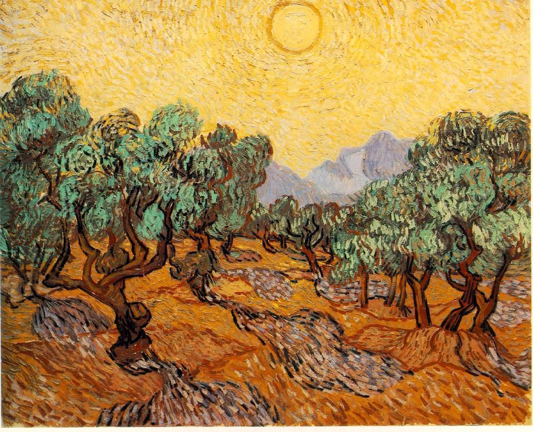 Ölmez ağaç Zeytin ve İklim değişikliği