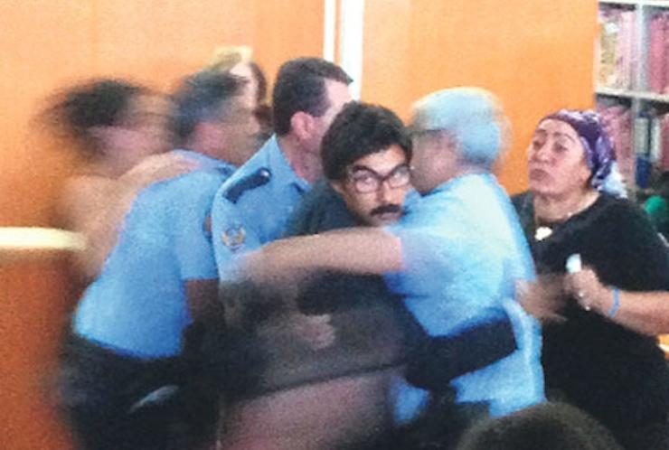 Sarısülük davasında bir skandal karar daha: Silah polise iade edilecek