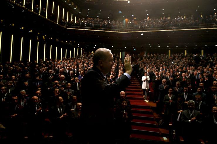 Duy da inanma: Erdoğan, 'Boğaz'daki çirkin yapılaşmalar'dan dert yanıp 'Yıkılsın' dedi