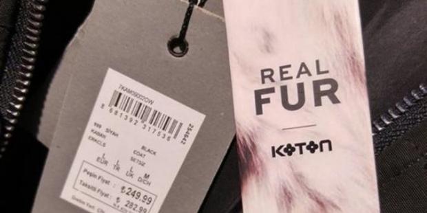 Koton, gerçek kürk kullanılan ürünlerini toplattı: Tekrarlanmayacak
