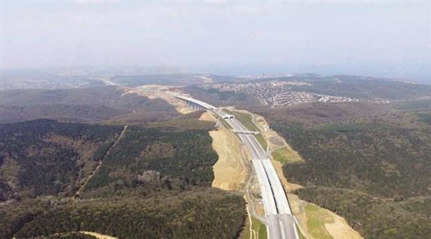 Yolun sonu yapılaşma: 3. Havaalanı ve Kuzey Marmara Otoyolu bağlantı yolları çoğalıyor