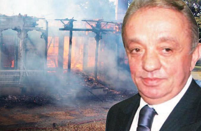 Milletin anasına küfreden Cengiz'e köşk de yetmedi