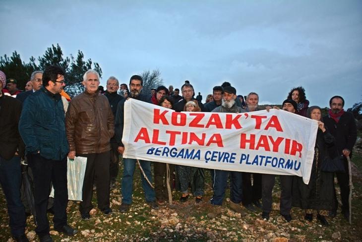 Kozak mahkeme kararıyla kurtuldu: Altın madeni ÇED olumlu kararının iptal edildi