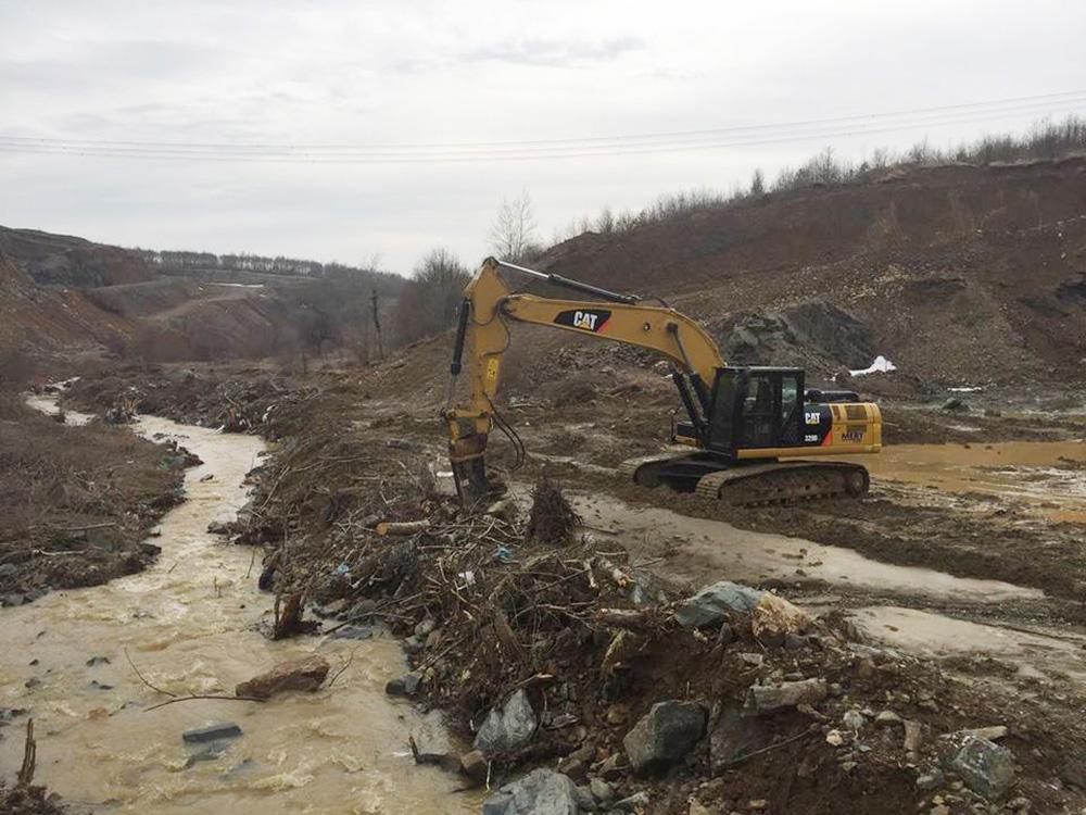 Cengiz Holding granit çıkarmak için Kuzey Ormanları'nda binlerce ağacı kesti, bilirkişi 8 ay sonra geldi!